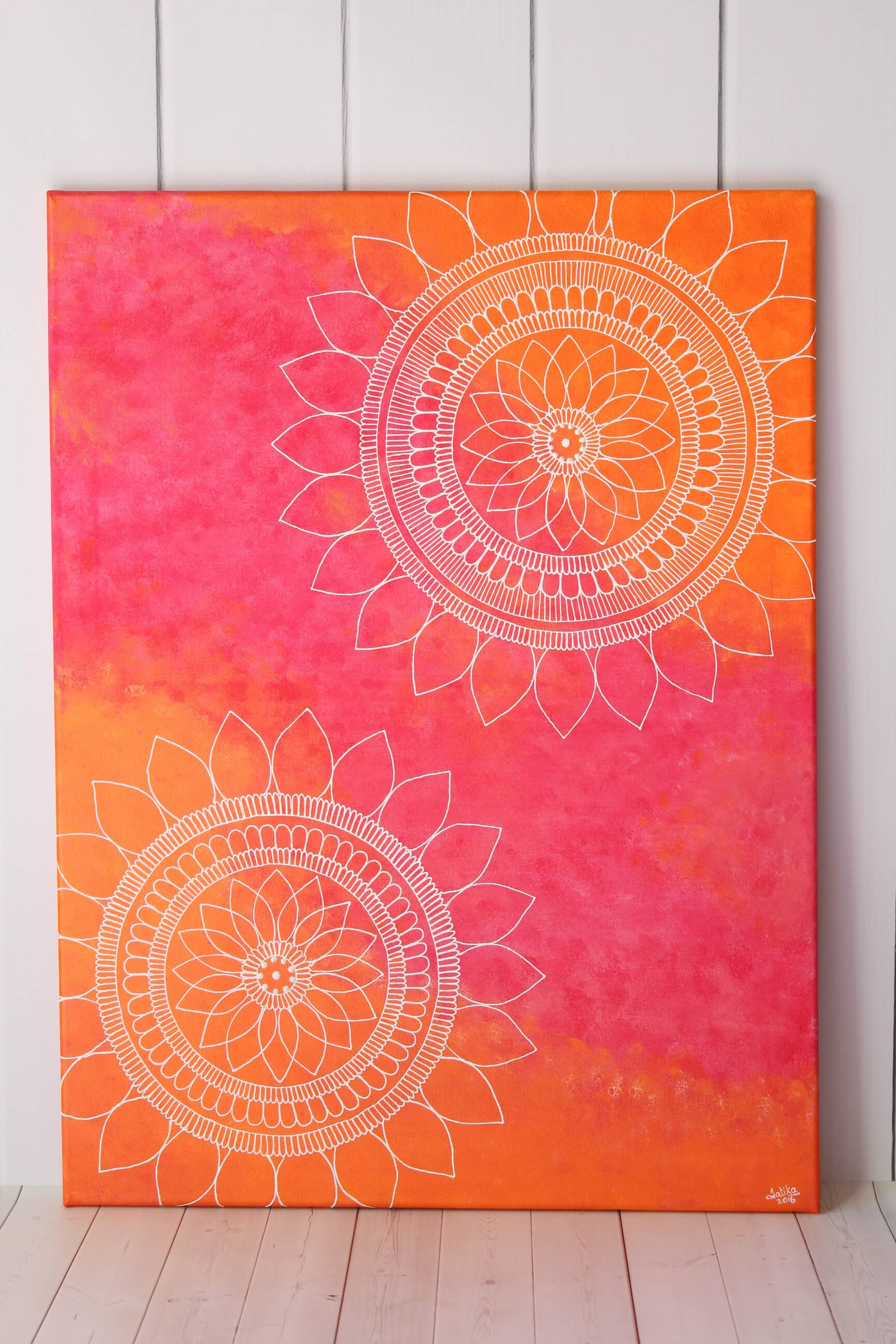 Sunset Mandalas Product Picture