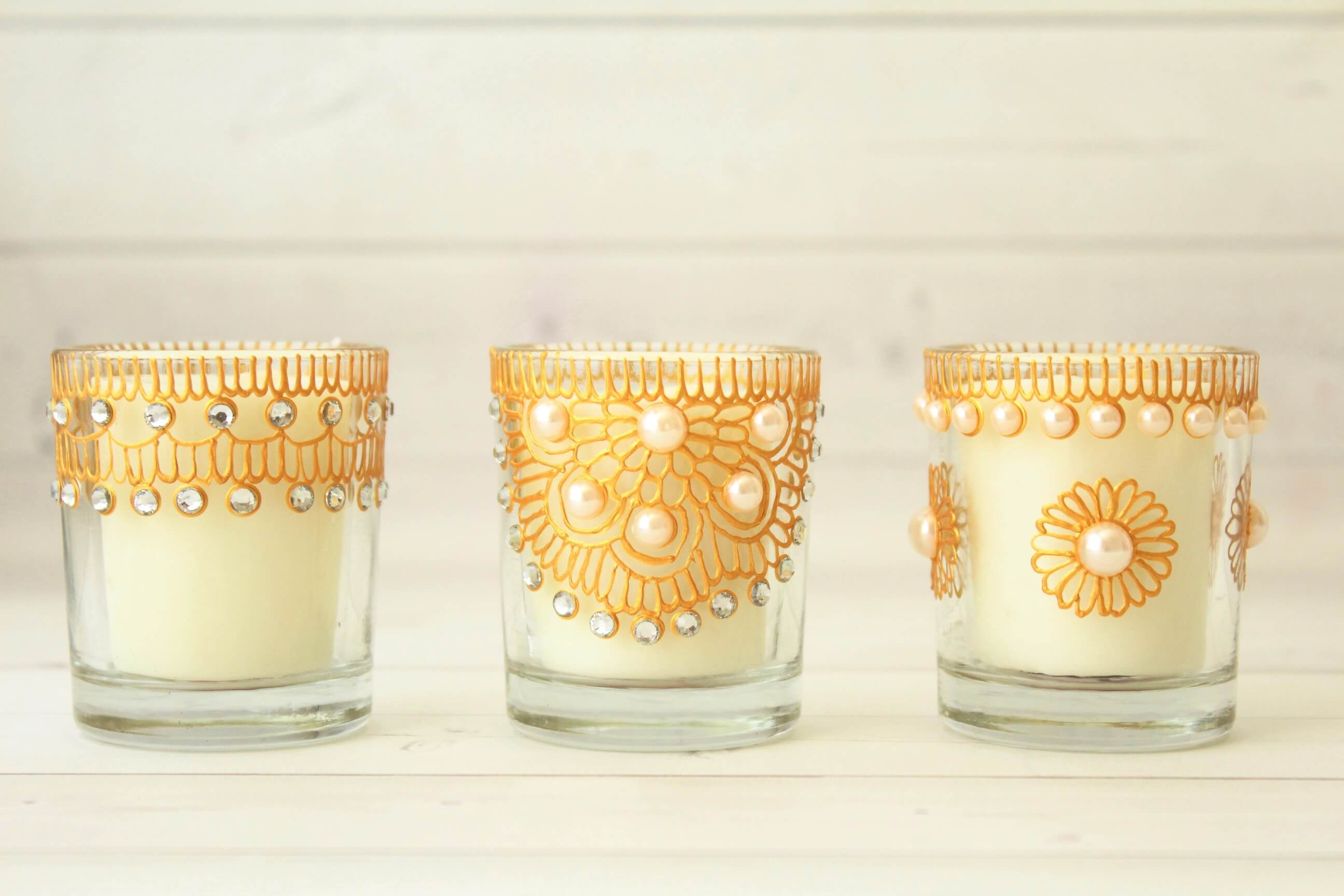 Votive Candle Holders - Product Pioture