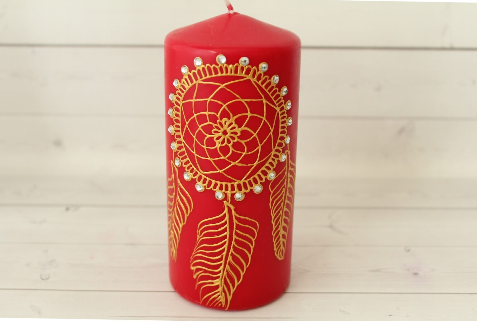 Dream Catcher Candle from Lavender Henna