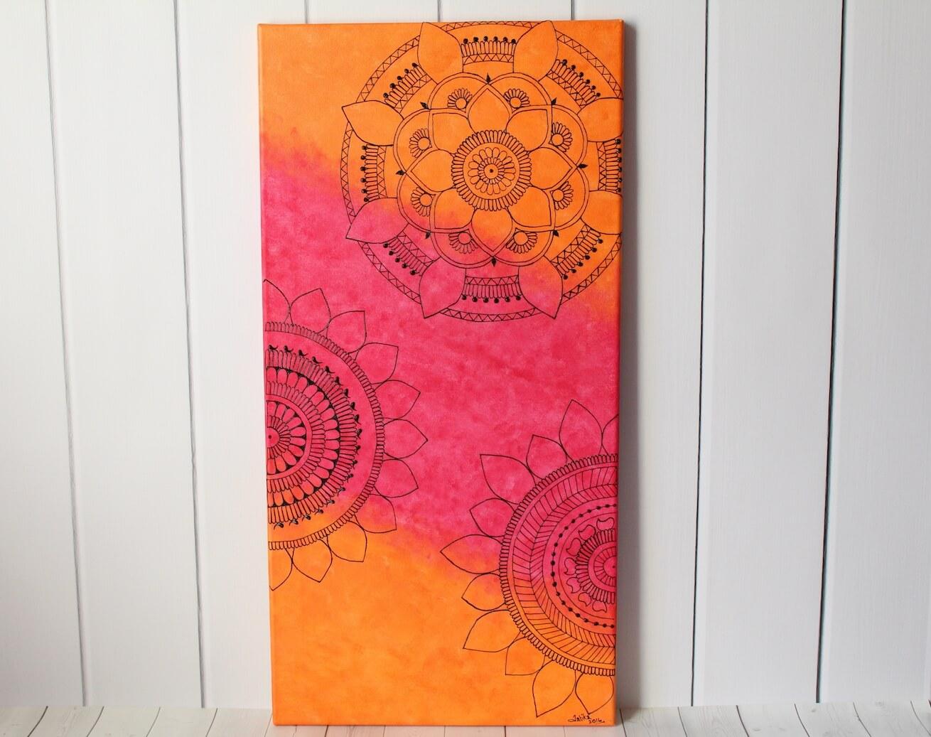 Henna Art Positive Energy Lavender Henna